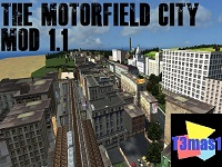 The Motorfield City Mod 1.1 Image