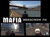 Mafia Widescreen Fix